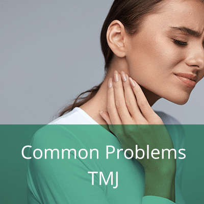 Common Dental Problems TMJ