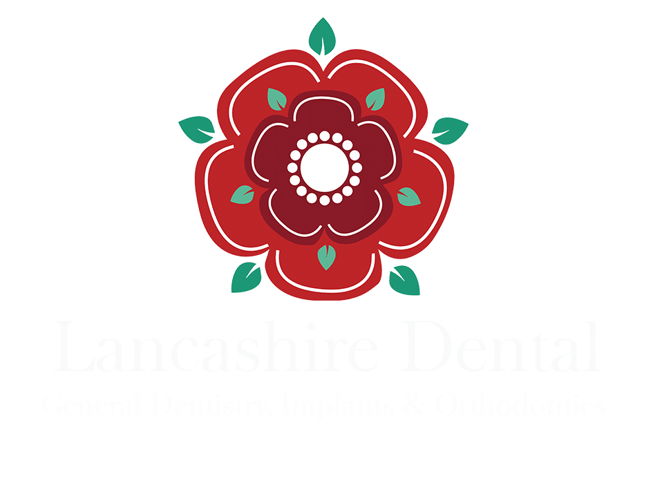Lancashire dental logo