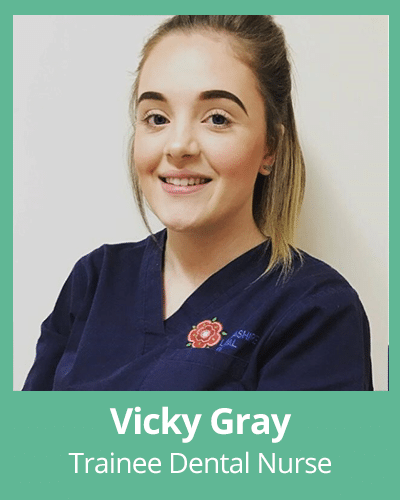 Vicky Gray Lancashire Dental
