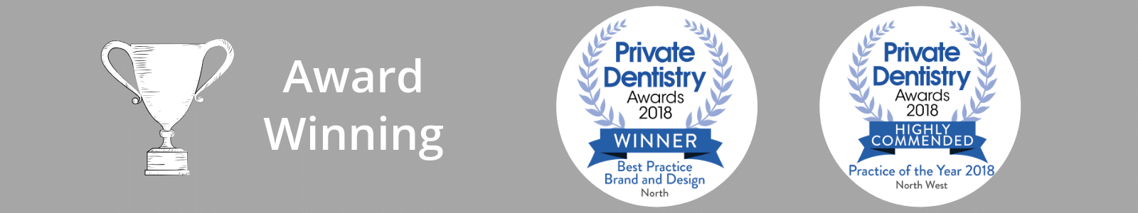 Private Dentistry Awards Winners