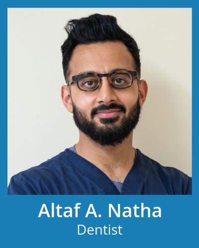 Altaf_A._Natha_dentist